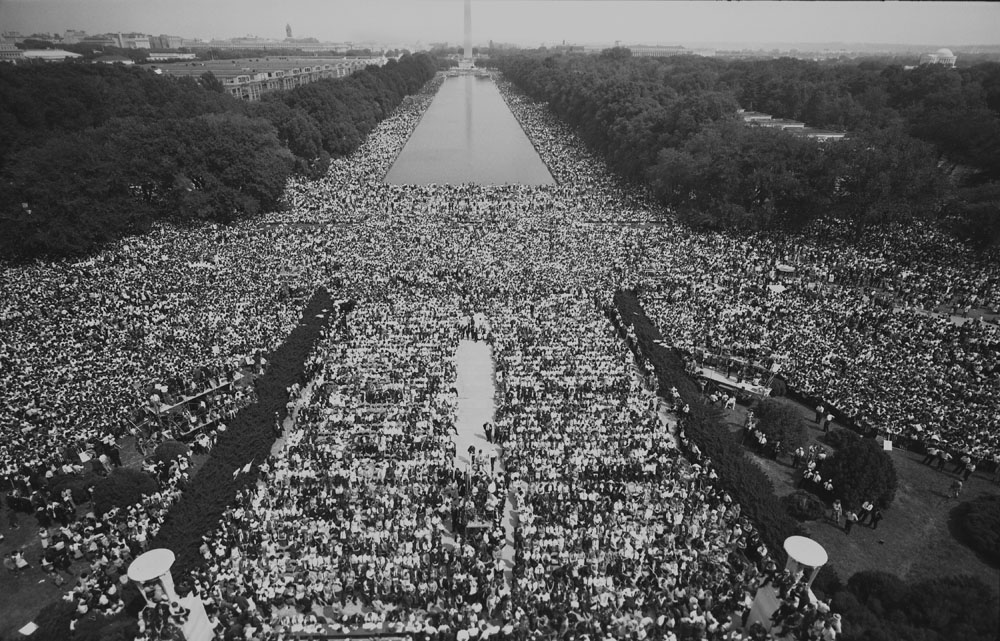 12TheMarchonWashington1963MallCrowds