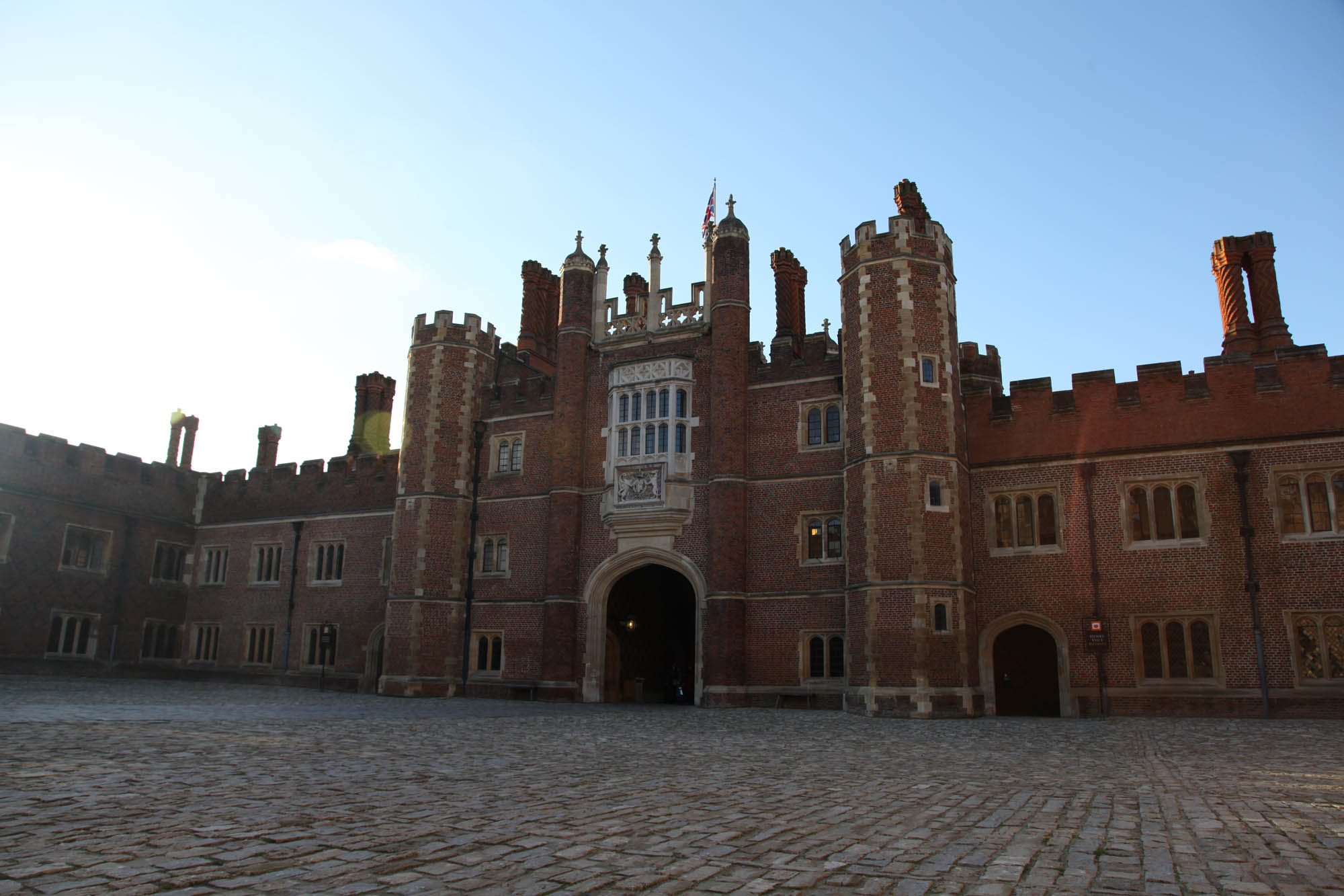 Secrets of Henry Viii's Palace_Base Court 1