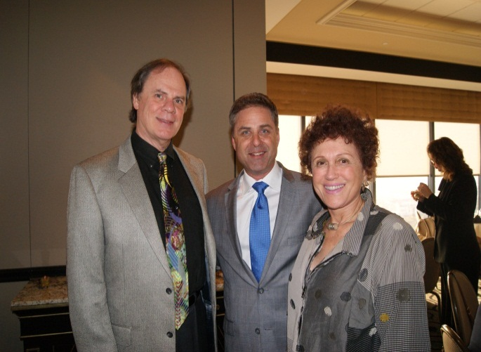 Event Photo - Gary Watson, Jain Malkin, Mark Walberg Platinu